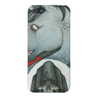 """Death rides a Unicorn"" iPhone SE/5/5s Case"