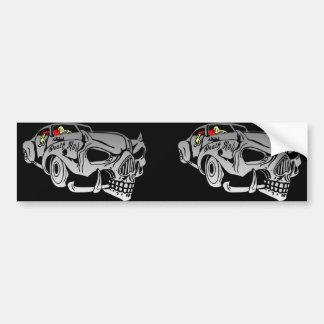 Death Rod Bumper Sticker
