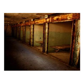Death Row - ESP Postcard