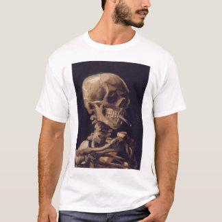 Death Smoking a Cigarette T-Shirt