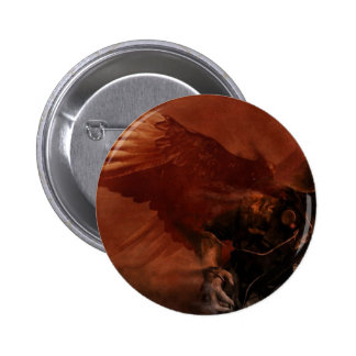Death Soldier Pinback Buttons