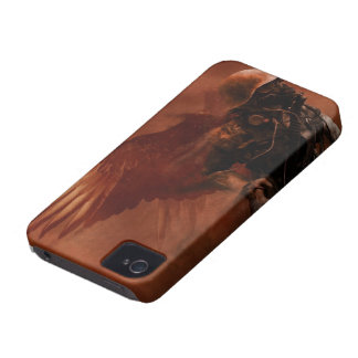 Death Soldier iPhone 4 Cases