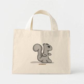 Death Squirrel Light Tote Bag
