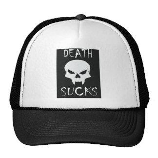 Death Sucks Hat