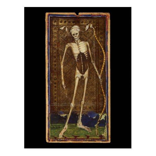Death Tarot Card Postcard | Zazzle: www.zazzle.com/death_tarot_card_post_cards-239983744033382184