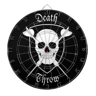 Death Throw Dart Board