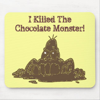 Death To Chocolate Mouse Pad
