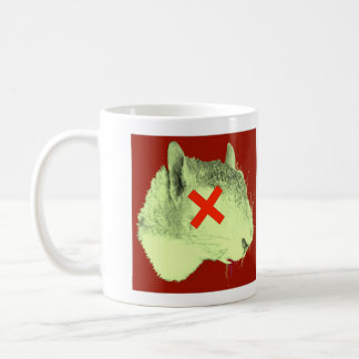 DEATH TO SQUIRRELS™ mug
