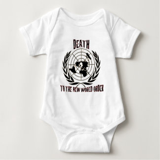 DEATH TO THE NEW WORLD ORDER INFANT CREEPER