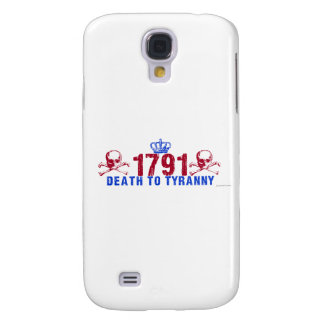 Death to Tyranny Galaxy S4 Cover