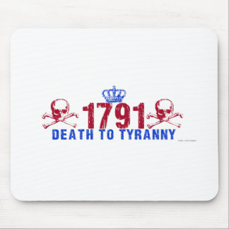 Death to Tyranny Mouse Pad