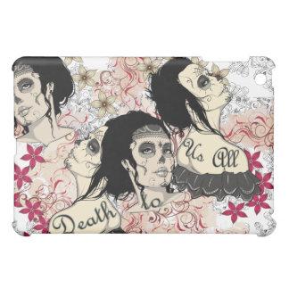 Death To Us All iPad Mini Covers