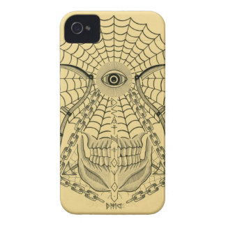 death to you iPhone 4 Case-Mate case