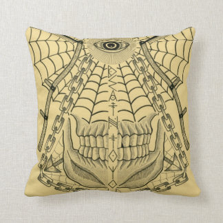 death to you throw pillow