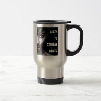 Death to Zombies Coffee Travel Mug