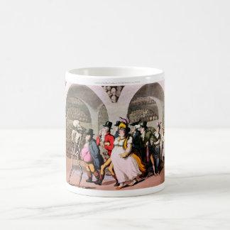 Death Tours the Catacombs mug