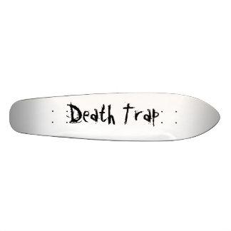 Death Trap Old School '70s Complete Skateboard