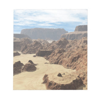 Death Valley 10 Notepad