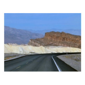 Death Valley 11 Tarjeta Postal