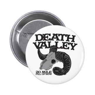 DEATH VALLEY 2 INCH ROUND BUTTON