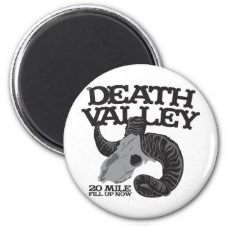 DEATH VALLEY 2 INCH ROUND MAGNET