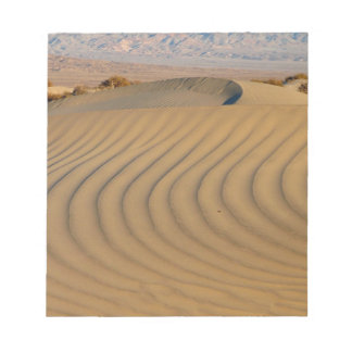 Death Valley 3 Notepad