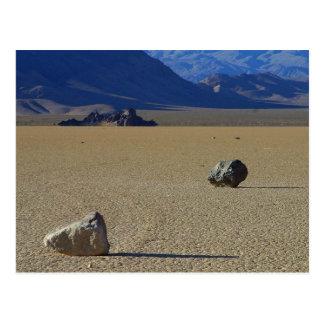 Death Valley 4 Tarjeta Postal