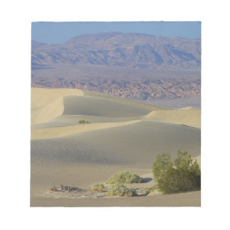 Death Valley 5 Notepad