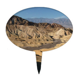 Death Valley 7 Cake Topper