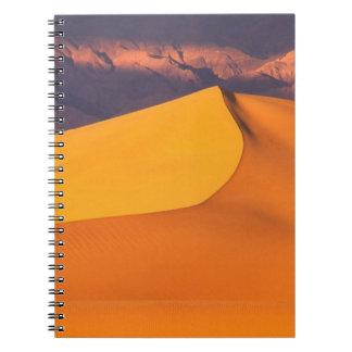 Death Valley at Dawn. California Notebook