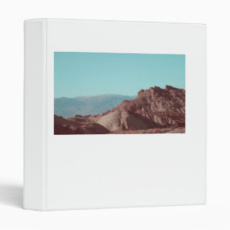 Death Valley Binder
