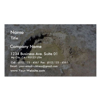 Death Valley Double-Sided Standard Business Cards (Pack Of 100)