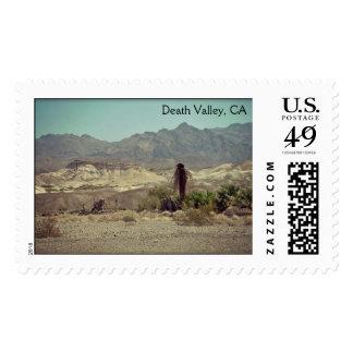 Death Valley, CA Postage