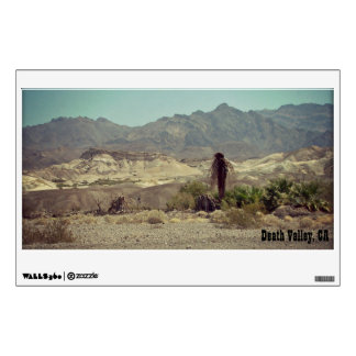 Death Valley, CA Wall Decal