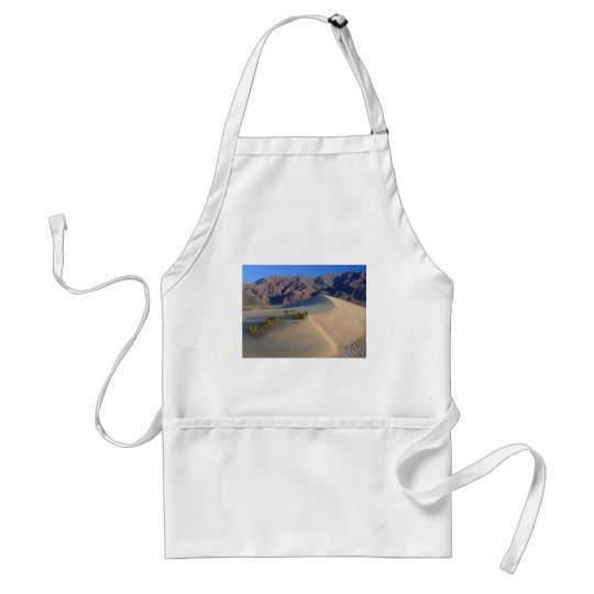 Death Valley California Adult Apron
