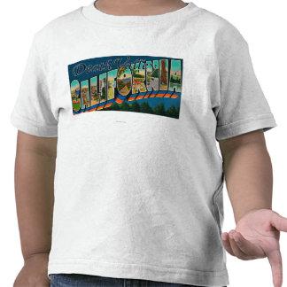 Death Valley California - escenas grandes 2 de la Camisetas