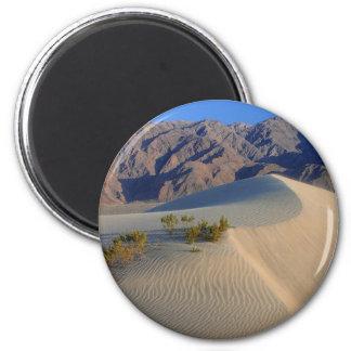 Death Valley California Imán De Frigorífico