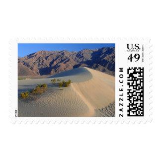 Death Valley California Postage