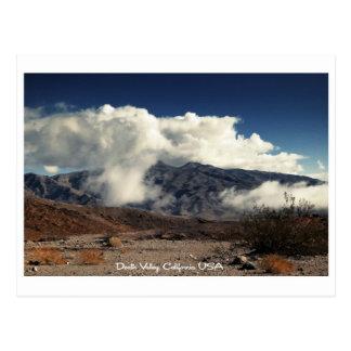Death Valley, California USA Postcard