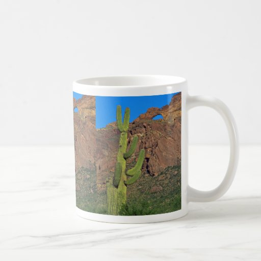 Death Valley Classic White Coffee Mug