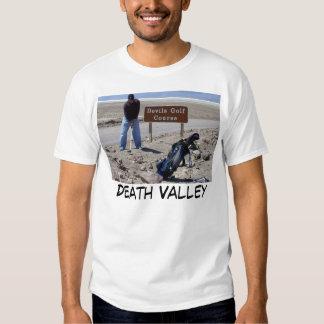 Death Valley Devil's Golf CourseTee Shirt
