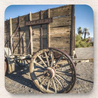 Death valley furnace creek ranch entry wreth carri drink coaster