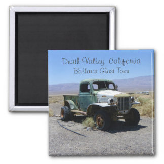 Death Valley/Ghost Town Magnet! Magnet