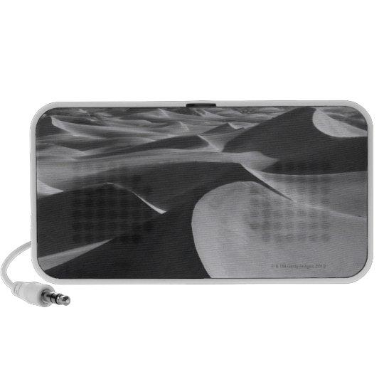 Death Valley Landscape Portable Speaker