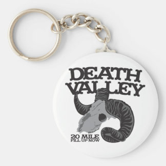 DEATH VALLEY LLAVERO REDONDO TIPO PIN