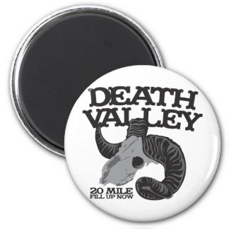 DEATH VALLEY MAGNET