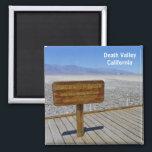 "Death Valley Magnet! Magnet<br><div class=""desc"">Death Valley Magnet! Photo by MammaBASIL.</div>"