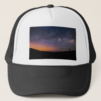 Death Valley milky way Sunset Trucker Hat