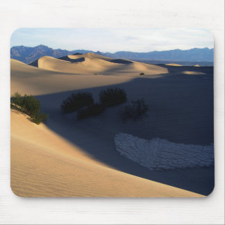 Death Valley Morning Dunes Mousepad