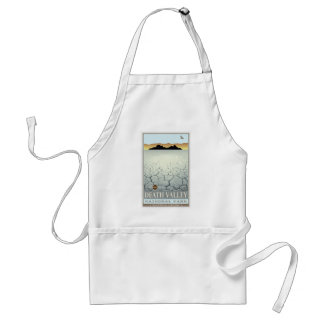 Death Valley National Park 3 Adult Apron